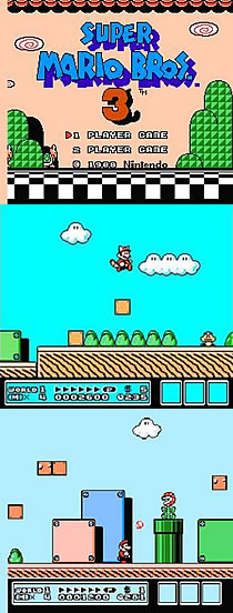 Super Mario Bros. 3 Emulator