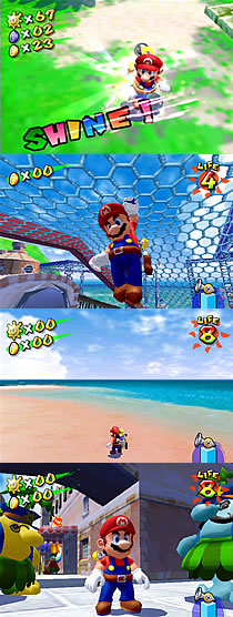 Super Mario Sunshine Emulator